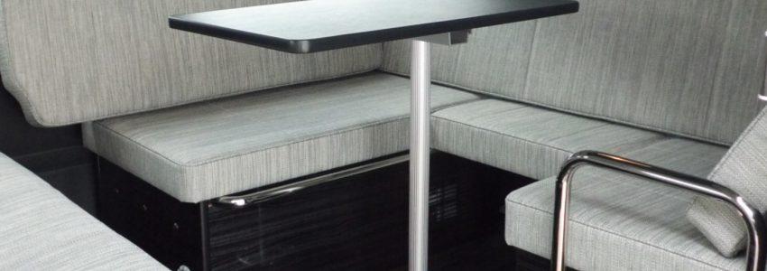 テーブル脱着式(Φ40)