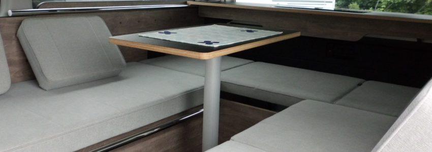 テーブル 脱着式(標準Φ60)