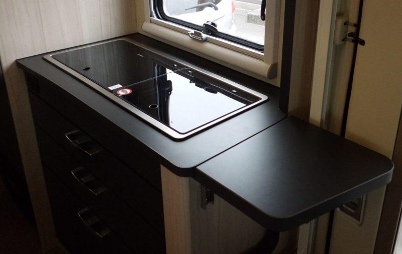 キッチンサイドテーブル