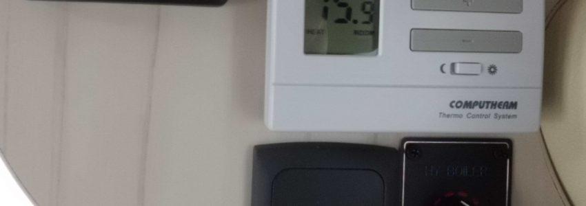 FF床暖房 簡易な使い方